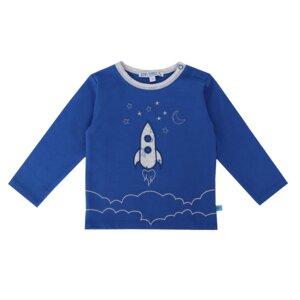 Baby und Kinder Langarm-Shirt Rakete - Enfant Terrible