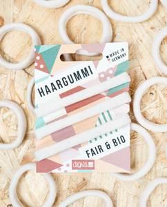 Haargummi | Fair Hair | ecru - Degree Clothing