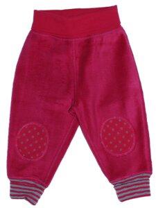Leela Cotton Baby Sweathose aus Reiner Bio-Baumwolle