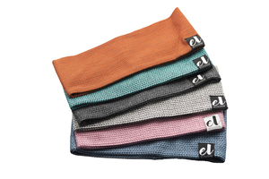 "Stirnband ""SPORTY"" in verschiedenen Farben - ecolodge fashion"