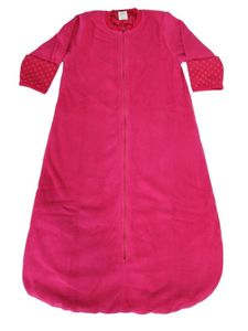 Wende Babyschlafsack innen Fleecestoff Langarm Bio-Baumwolle Isfahan - Leela Cotton
