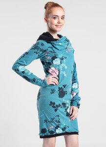 4inONE Blumenkleid & Pullover in Einem! - LASALINA