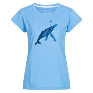 Whale diving T-Shirt Damen - Lexi&Bö