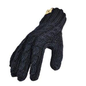 Handschuhe Milena One Size Damen mit 100% Baby Alpaka - AlpacaOne
