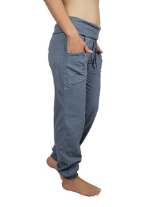 Damen Yogahose Sporthose  Bio-Baumwolle Fitnesshose 1811 - Albero