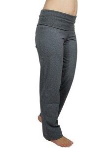 Damen Sporthose Bio-Baumwolle Yogahose Fitnesshose 1812 - Albero