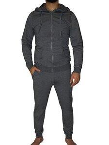 Herren Sport Hoodie mit Kapuze Bio-Baumwolle Pullover - Albero