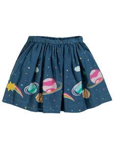 Frugi full skirt Space voyage Planeten - Frugi
