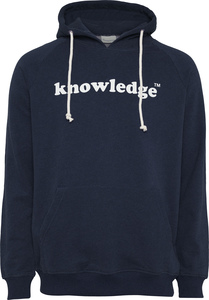 Kapuzenpullover - Knowledge printed hood sweat - GOTS/Vegan - KnowledgeCotton Apparel