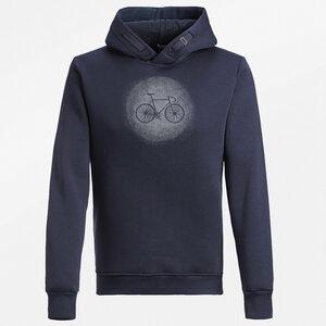 Hooded Sweater Star Bike Fog - GreenBomb