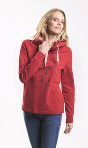 Hooded Sweat Lucky Animal Fish Family - GreenBomb