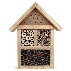 Insektenhotel handgefertigt von ARIES - ARIES