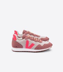 Damen Sneaker - SDU Rec Flannel -  Cloudy Rose Fluo - Veja