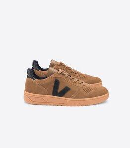Sneaker Herren - V-10 Suede - Brown Black Gum Sole - Veja