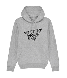 """be free - Unisex Hoodie """"Flieger"""" - be free shoes"""