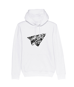 "be free - Unisex Hoodie ""Flieger"" - be free shoes"