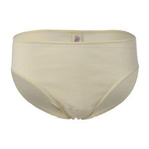 Damen Bikini Slip Bio-Baumwolle - Engel natur