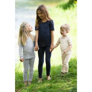 Kinder Leggings Bio-Baumwolle - Engel natur