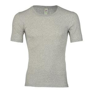 Herren Shirt Kurzarm Bio-Baumwolle - Engel natur