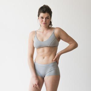 edith - bustier aus 90% modal und 10% elasthan - erlich textil