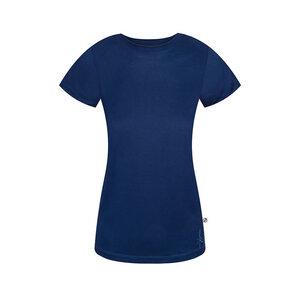 Lizardskin Lyocell (TENCEL) T-Shirt Ladies Blue - bleed