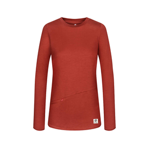 Super Active Lyocell (TENCEL) Sweater Ladies Red - bleed clothing GmbH