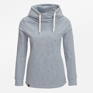 Hooded Sweat Lucky Nature Green Wood - GreenBomb