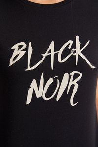 """CHARITYSHIRT """"Black Noir"""" aus Bio-Baumwolle GOTS - LANIUS"""