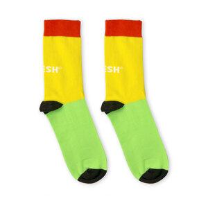 Single Socks (yellow + green) - Vresh