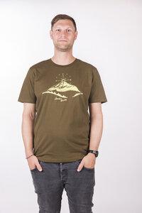 """Herren T- Shirt """"ELBerg"""" in zwei Farben - ecolodge fashion"""