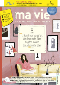 ma vie - (Ausgabe 5/2019) - ma vie Magazin