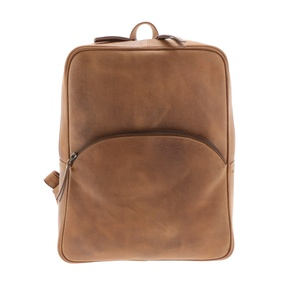 York - Damenrucksack aus pflanzlich gegerbtem Leder in 3 Farben - MoreThanHip
