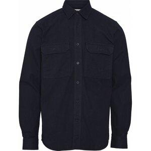 Hemd - Long sleeve moleskin shirt - GOTS/Vegan - KnowledgeCotton Apparel