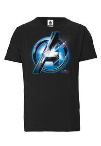 LOGOSHIRT - Marvel - Avengers Endgame - Logo - Organic T-Shirt  - LOGOSH!RT