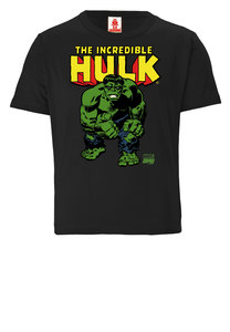LOGOSHIRT - Marvel Comics - Incredible Hulk - Kinder - Bio T-Shirt  - LOGOSH!RT