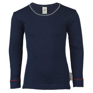 Kinder Langarm-Shirt Bio-Baumwolle - Engel natur