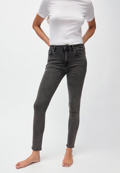 TILLAA X STRETCH - Damen Skinny Fit Mid Waist