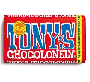 Vollmilchschokolade - 180 Gramm - Tony´s Chocolonely