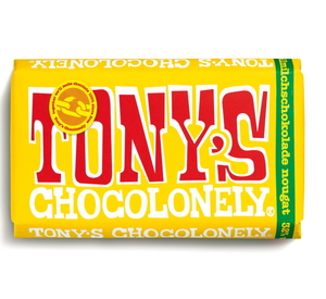Vollmilchschokolade mit Nougat - 180 Gramm - Tony´s Chocolonely