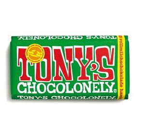 Vollmilchschokolade mit Haselnüssen - 180 Gramm  - Tony´s Chocolonely