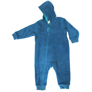 Leela Cotton Baby Fleece Wende-Overall - Leela Cotton
