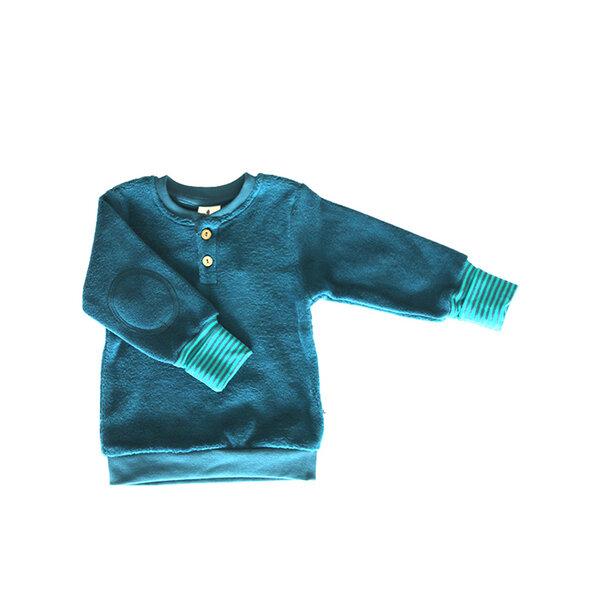 Leela Cotton Baby//Kinder Sweatshirt aus Reiner Bio-Baumwolle