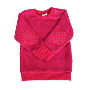 Leela Cotton Baby und Kinder Fleece Sweat-Shirt - Leela Cotton