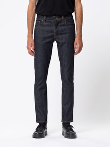 Grim Tim Dry True Navy - Nudie Jeans