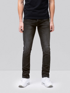 Grim Tim Concrete Black  - Nudie Jeans