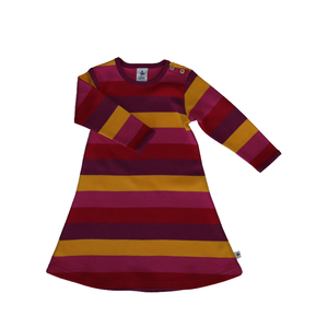 Leela Cotton Baby und Kinder Langarm-Kleid - Leela Cotton