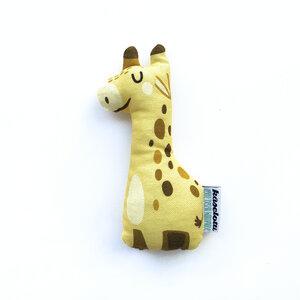 Babyrassel Giraffe - käselotti