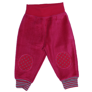 Leela Cotton Baby und Kinder Fleece-Hose - Leela Cotton
