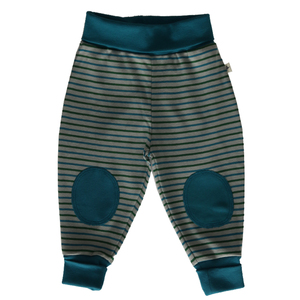 Leela Cotton Baby und Kinder Ringel-Hose - Leela Cotton