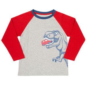 Kite Kinder Langarm-Shirt Dino  - Kite Clothing